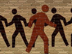 brick silhouettes